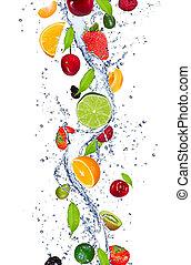 vruchten, fris