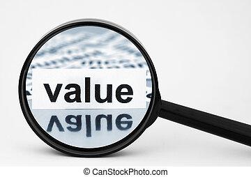 waarde