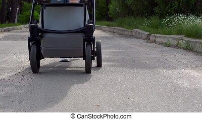 wandelaar, moeder, wandelingen, baby