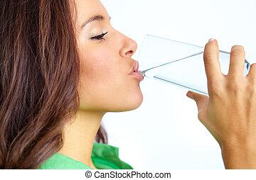 water, drinkt