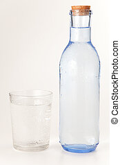 water, fris, fles