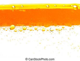 water, olie