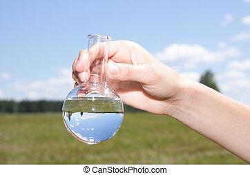 water, test, zuiverheid