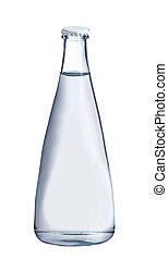 waterglas, fles