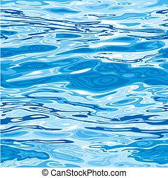 waterpatroon, seamless, oppervlakte