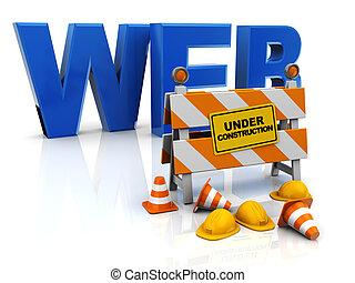 web, bouwsector