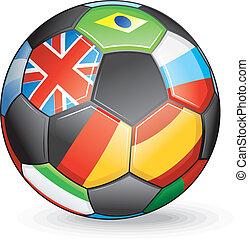 wereld, voetbal