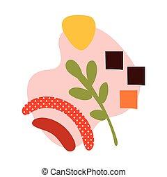 werken, texturestyle, tijdgenoot, pictogram, kunst