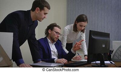 werkkring mensen, werkende , zakelijk