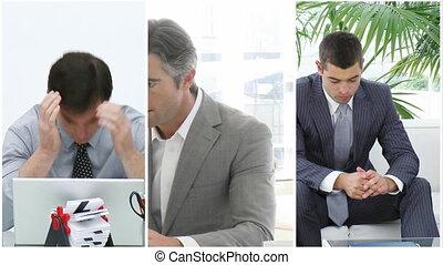 werkplaats, stress