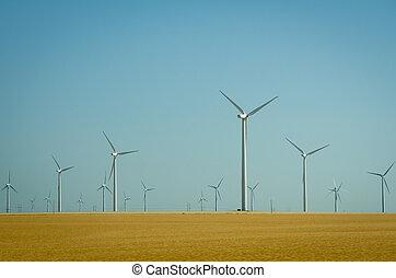 windmill boerderij, prairies