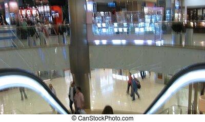 winkel, rennende