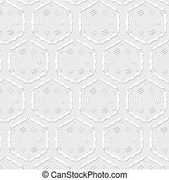 witte , papier, achtergrond, textured