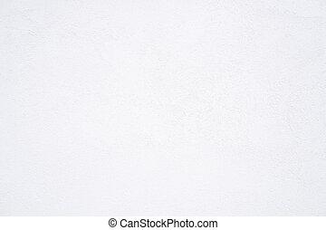 witte , textured, beton, geverfde, achtergrond., muur
