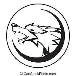 wolf, meldingsbord