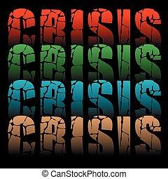 woord, crisis