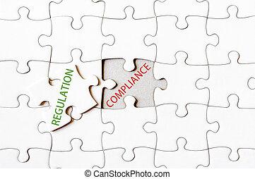 woord, missende , raadsel, jigsaw, regeling, stuk