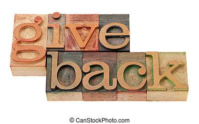 woordtypes, hout, geven, back, woorden