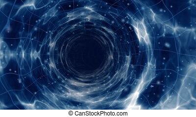 wormhole, vlucht