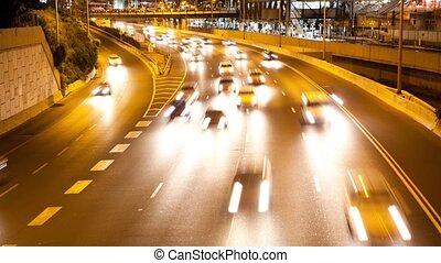 wrakkigheid, verkeer, tijd