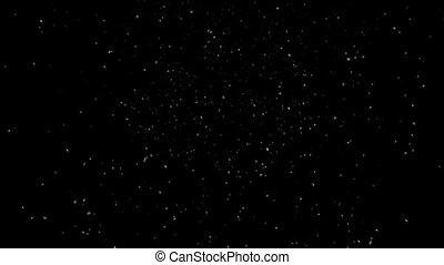 zacht, black , het vallen, achtergrond, dons, boven, hd, 1920x1080