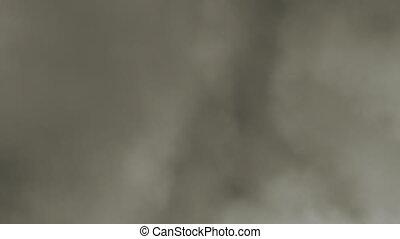 zacht, rokerig, wolken, loopable, achtergrond