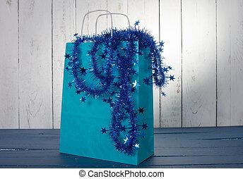 zak, shoppen , kerstmis
