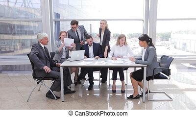zakenkantoor, team