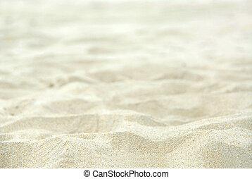zand, achtergrond