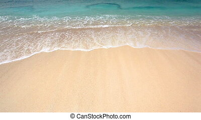 zand, branding, strand
