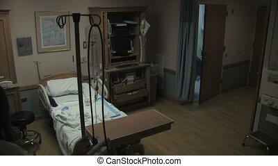 ziekenhuis, patiënt