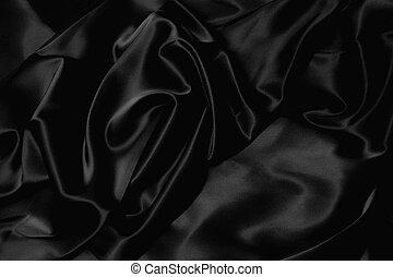 zijde, black