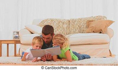 zijn, ch, het boek van de lezing, vader