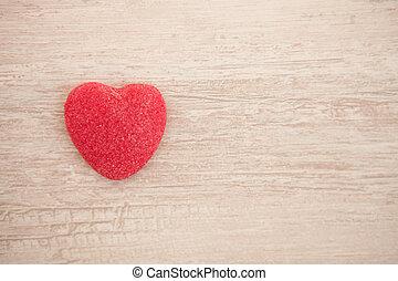zoet hart