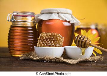 zoet, honing