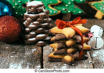 zoet, koekjes