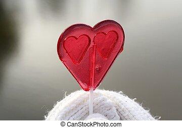 zoet, liefde