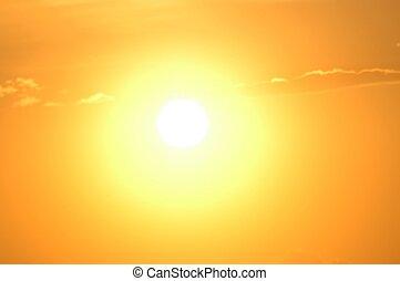 zon, macht