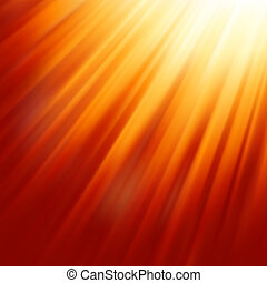 zon, warme, light., eps, 8