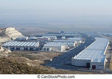 zone, industriebedrijven
