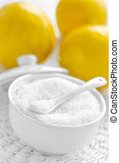 zuur, citric